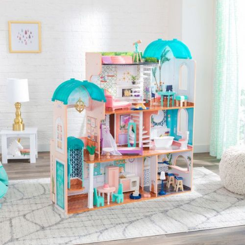 Camila Mansion Dolls house & Furniture
